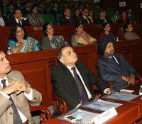 Shri LC Goyal, Shri Anup Chandra Pandey, Dr. J S Mahi and Dr. T Arockyanathan