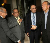 Shri VS Sampath, CEC and Shri Ravi Kant Chopra, DGDE with former DGDEs