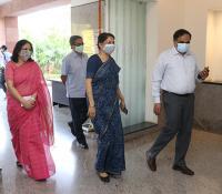 Farewell of Smt Deepa Bajwa: 01