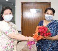 Farewell of Smt Deepa Bajwa: 07