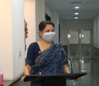 Farewell of Smt Deepa Bajwa: 12