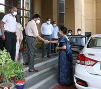 Farewell of Smt Deepa Bajwa: 21
