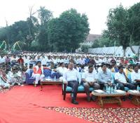 Gathering at Shri Nagesh Garden, Delhi Cantt