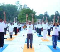 अन्तर्राष्ट्रीय योग दिवस - 21 जून 2017 - 05