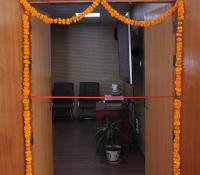 Inauguration of 'Tarang' Video Conferencing Studio at Directorate General of Defence Estates - 01