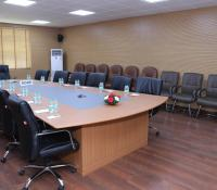 A inner view of Conferencing Studio