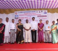 Inauguration Ceremony of Dr. Ambedkar Memorial Industrial Training Institute (ITI) at Pune Cantonment - 11