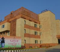 A view of NIDEM Building on the launch of eChhawani Project on 16-02-2021