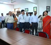 Inauguration of Library in DGDE Premise