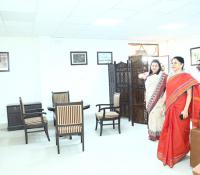 Inauguration of Officers Lounge in DGDE Premise