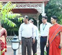 Inauguration of Sampada Van
