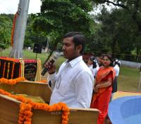 Inauguration of 60 Feet Flag Pole in Allahabad Cantonment