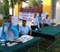 फतेहगढ़ छावनी परिषद् में हिंदी पखवाड़ा 2015 मनाया गया