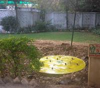 Installation of Rain Water Harvesting System in Cantonment Board Morar Office and Cantonment General Hospital Premises
