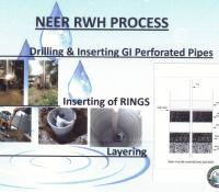 छावनी परिषद मुरार कार्यालय और छावनी के जनरल अस्पताल परिसर में वर्षा जल संचयन प्रणाली की स्थापना