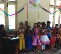 Summer Camp organized by the Morar Cantonment Model School