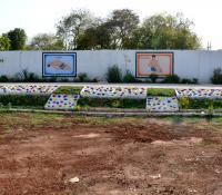 छावनी बोर्ड मुरार - योगा पार्क का लोकार्पण