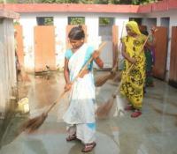 Swachh Bharat Abhiyan in Varanasi Cantonment