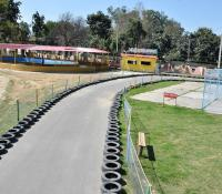 Inauguration of 'JOYLAND' Adventure Park in Jalandhar Cantonment