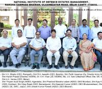 Training Course on Administrative Vigilance and Disciplinary Proceedings was organized from 22nd to 24th September, 2014
