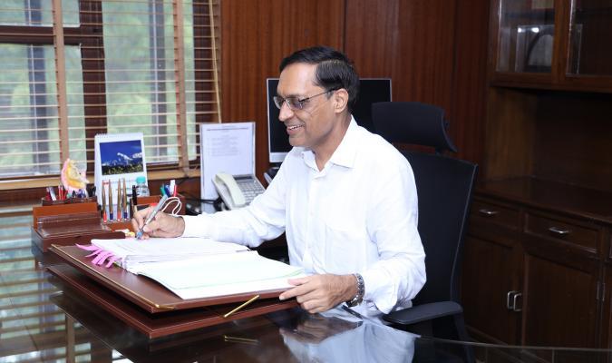 Shri Ajay Kumar Sharma assumes charge as Director General, Defence Estates on 01-08-2021