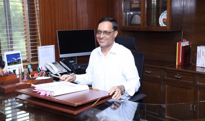 Assumption of regular charge of Director General, Defence Estates by Shri Ajay Kumar Sharma