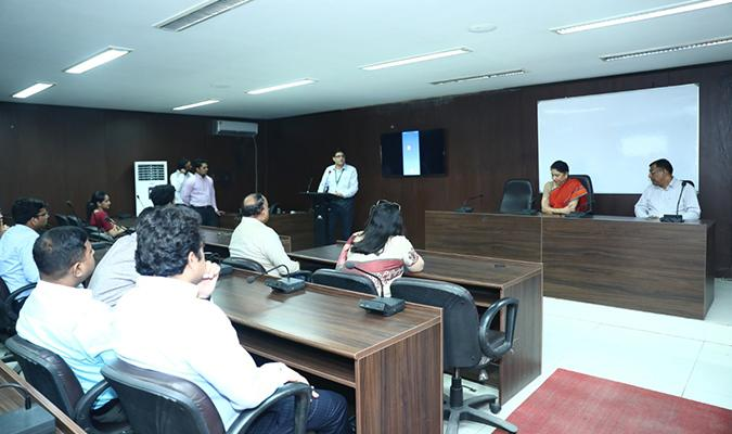 Inauguration of Common Mobile App for Cantonment Boards