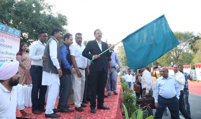 Hon'ble Rajya Raksha Mantri visit to Ambala Cantonment - 06