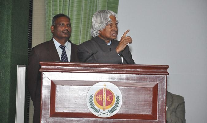 Glimpses of Some Moments shared with Dr APJ Abdul Kalam