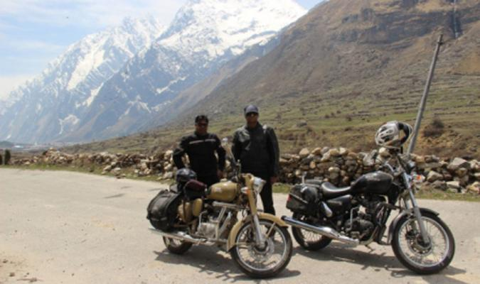 Ride to Himalayas -03